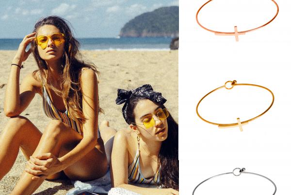 Tips para hacer brillar tus joyas doradas con la piel morena